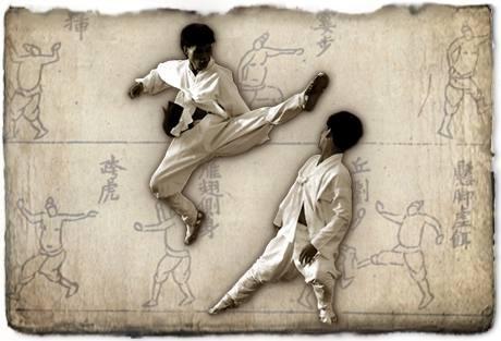 Taekkyon is a traditional martial art native to Korea