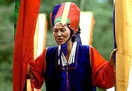한국의 무형문화재 - 만신 김금화