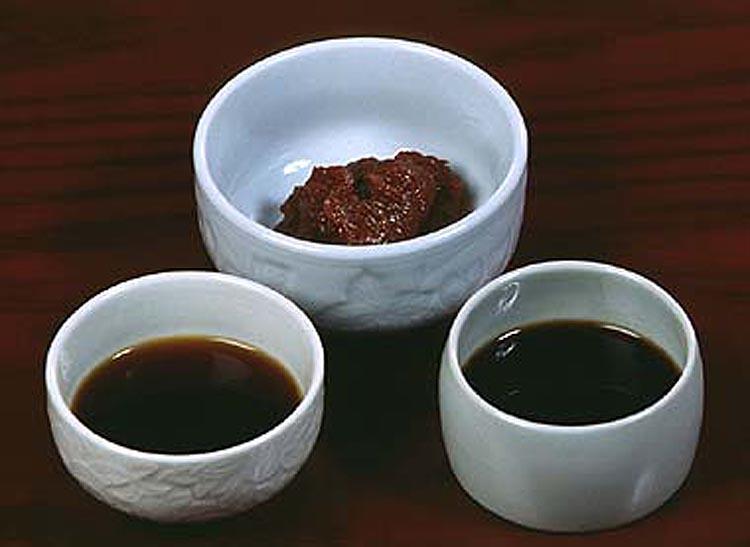 [의/식/주] 식생활:  한국 옛 사람들의 양념과 장