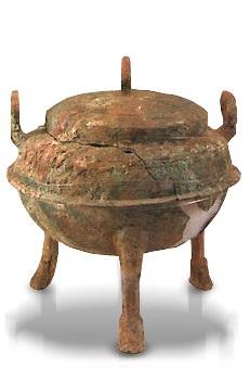 Bronze Vessel