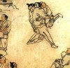 The first written record of ssirum in Korea appears in the History of Koryo