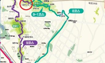 인천 문학산 삼호현(三呼峴), '사모지 고개'