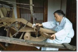 Korea textile &Dyeing - Weaving