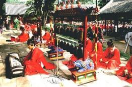 Traditional Korean Music - Munmyo Ritual Music